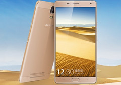 Gionee Marathon M5 Plus 6-inch Android phablet with 5020 mAh battery