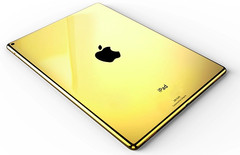 Gold Apple iPad Pro by Goldgenie now available