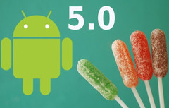 Google Android 5.0 Lollipop unveiled by Google