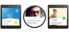 Google Android Wear operating system for wearables
