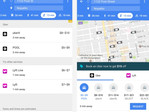 Google Mapsgets update with full Uber integration and new UI for ride options