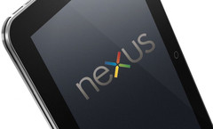 Google Nexus Android tablet render