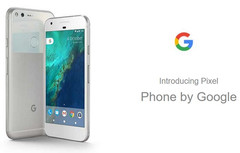 Google Pixel Android smartphone with 5-inch display and Qualcomm Snapdragon 821 SoC