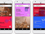 Google Play Music relaunch November 2016 with