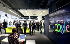 First Google Shop retail store in London opens, two more will follow later this year