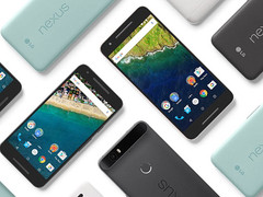 Google discounting Nexus 5X and Nexus 6P for a limited time