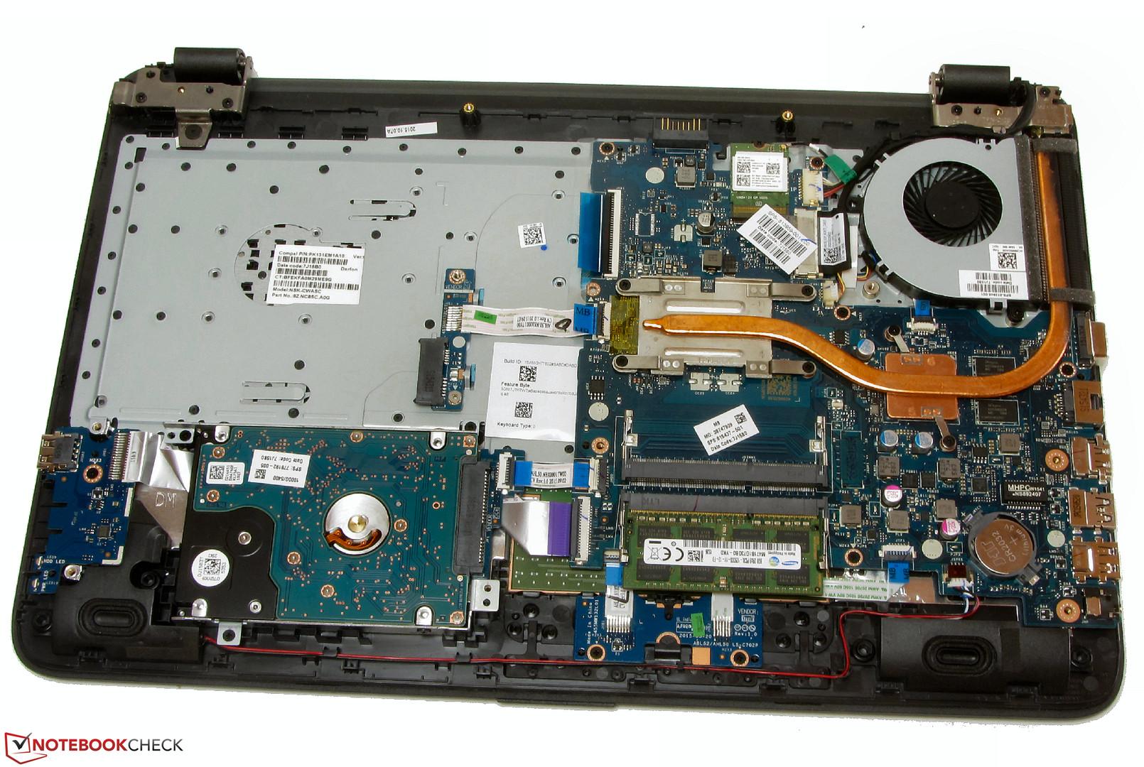 25000 2 Laptop Baru Hp Probook 440 G4 I5 7200u Layar 140inch Led Windows 10 Pro Ixbtcom