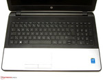 Input devices: HP 350 G1