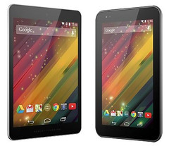 HP 8 G2 and HP 7 G2 Android KitKat tablets launch in France
