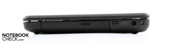 USB 2.0 External CD//DVD Drive for Compaq presario cq43-410la