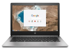 HP Chromebook 13 now available starting at