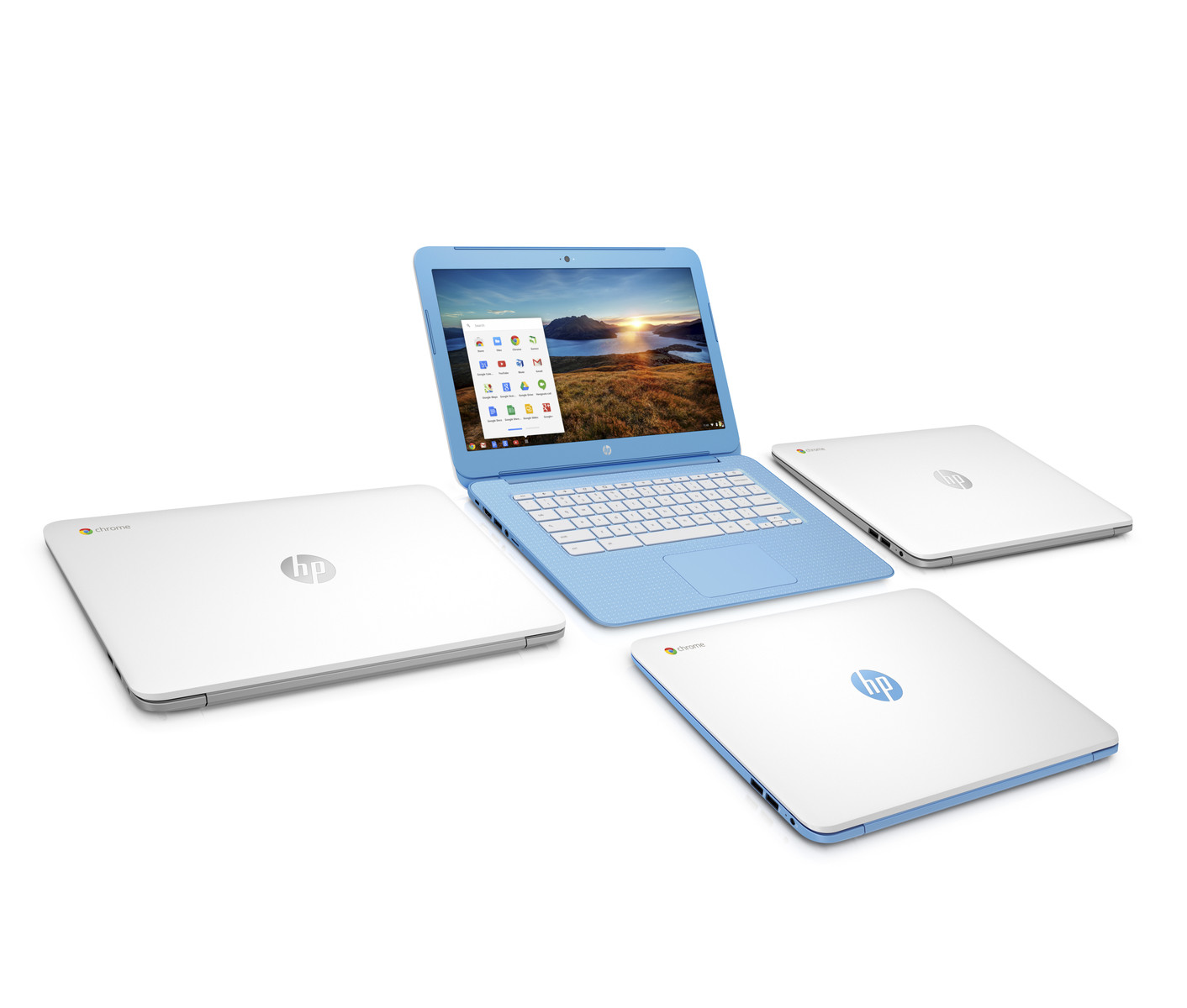 HP Announces Thinner Chromebook 14 With Celeron CPU