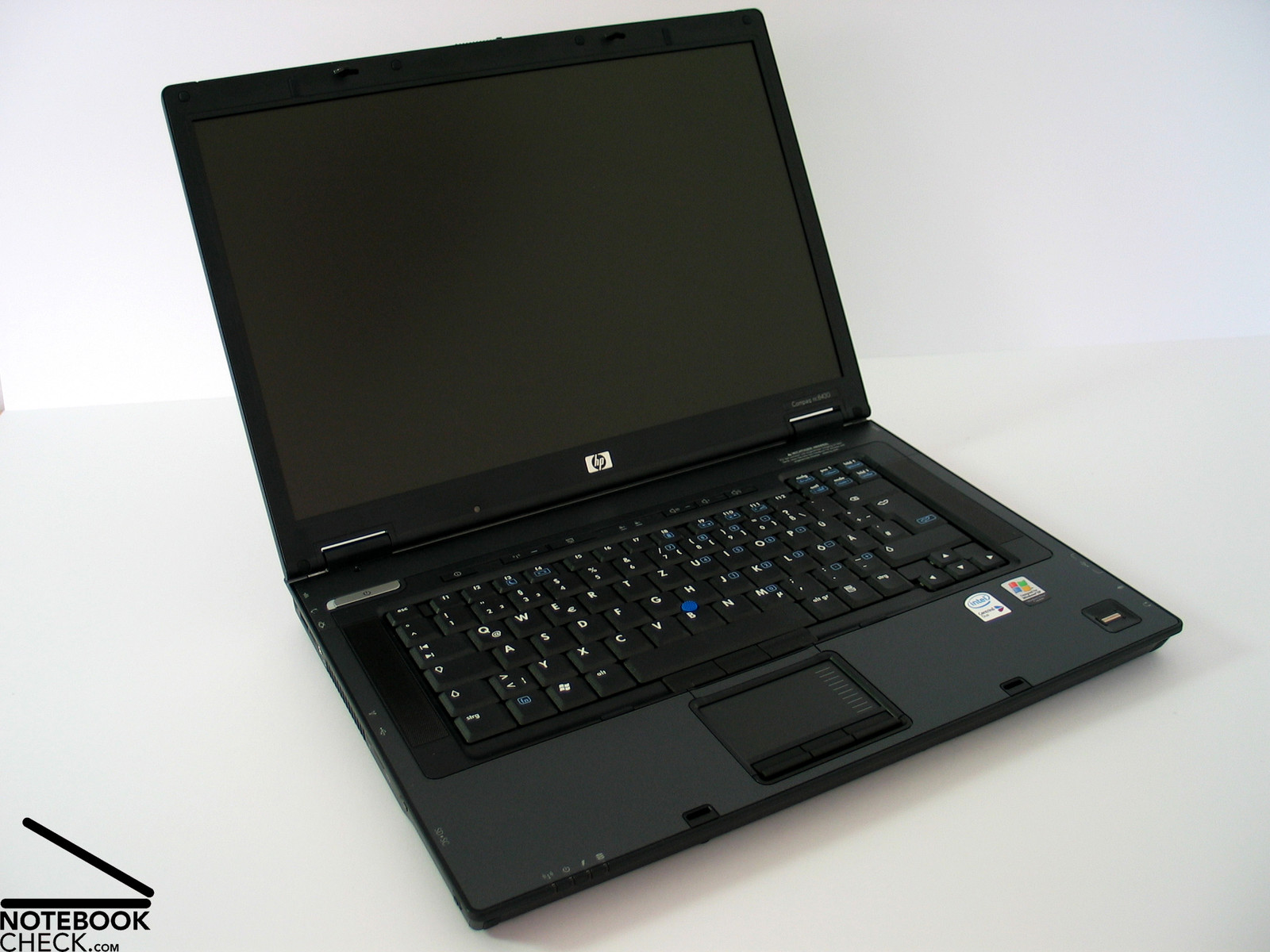 X Out Reviews >> Review HP Compaq nc8430 Notebook - NotebookCheck.net Reviews
