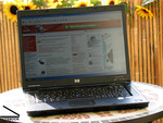 HP Compaq nc8430 Outdoors