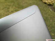 The surfaces of the EliteBook Folio 1040 G1...