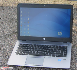 HP EliteBook 840 G2 H9W32ET, courtesy of HP Germany.