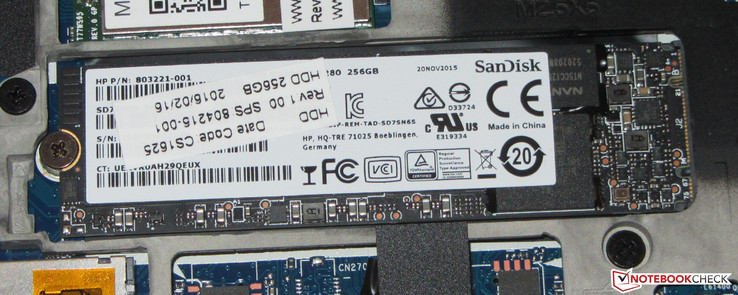 An M.2 SSD is present