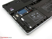 HDD, mSATA port (empty slot) and CMOS-battery are exposed separately.