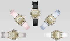 Isaac Mizrahi smartwatch engineered by HP