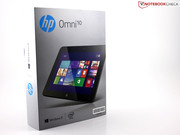 The HP Omni 10 5600eg (F4W59EA) costs around 399 Euros.