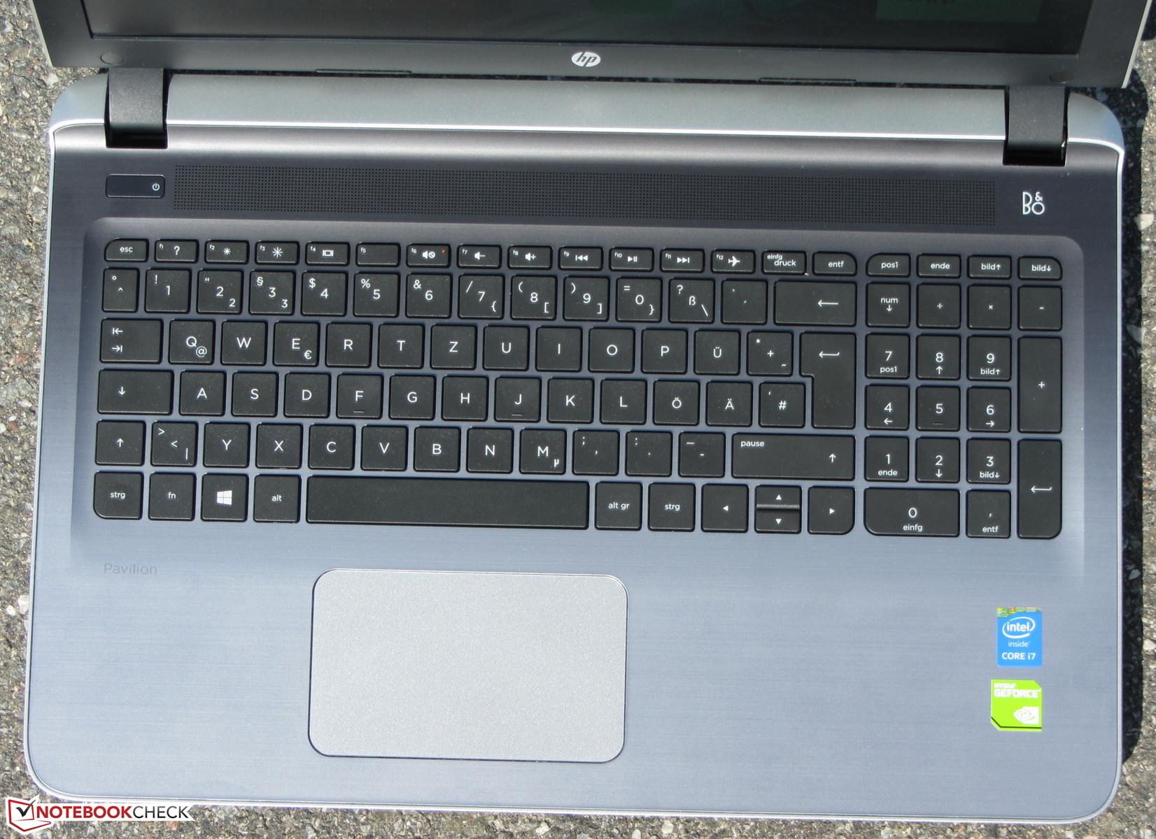 hp pavilion 15 notebook review notebookcheck net reviewsDiagram 15 Hp Laptop #21