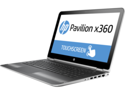 In review: HP Pavilion x360 Convertible 15-bk001ng. Test model courtesy of Cyberport.de