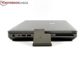 SD Card Slot HP ProBook 6560B