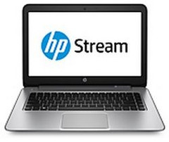 HP Stream 14-inch $200 USD notebook with AMD processor