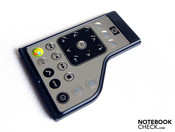 Remote control in the ExpressCard slot