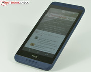 The HTC Desire 610: overall a convincing package.