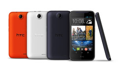 HTC Desire 310 quad-core Android Jelly Bean smartphone