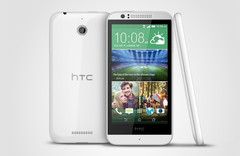 HTC Desire 510 with Snapdragon 410 processor and 4G LTE connectivity