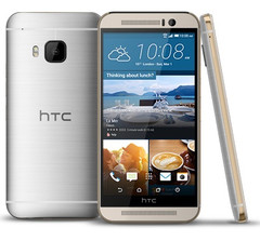 HTC One M9 Android smartphone gets Nougat update