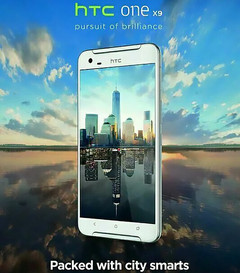HTC One X9 Android smartphone coming soon