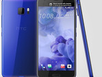 HTC U Ultra Android phablet with glass front/back and Qualcomm Snapdragon 821 processor