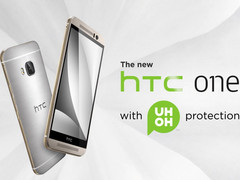 Accidental damage to HTC One M9 and M8 will be covered under Uh Oh Protection in the US