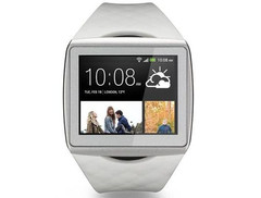 Concept image of unnamed HTC wearable with basic features
