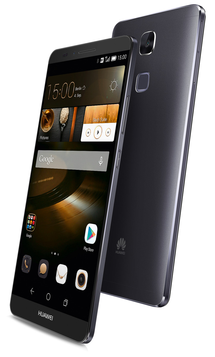 Huawei Ascend Mate 7 Phablet Review Notebookcheck Net