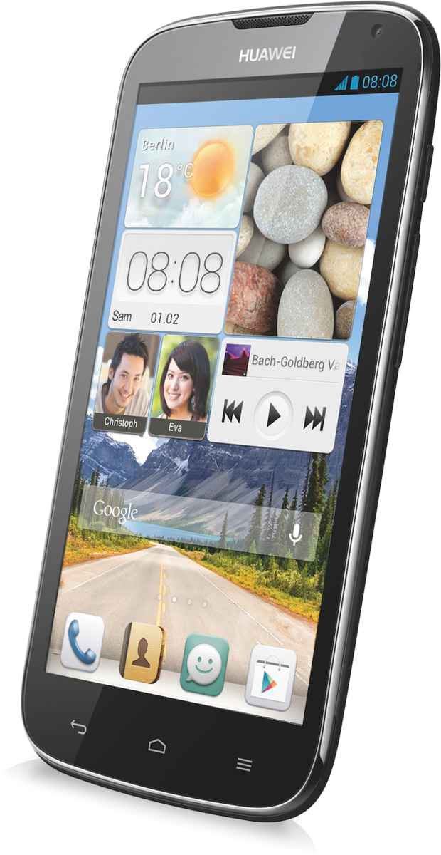 Review Huawei Ascend G610 Smartphone - NotebookCheck net Reviews
