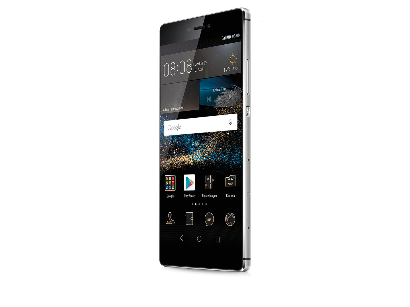Huawei P8 Smartphone First Impressions