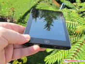 Iconia Tab A100 outdoors