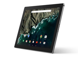 In Review: Google Pixel C. Test model courtesy of Google Germany.