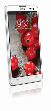 You can also get a white version of the LG D605 Optimus L9 II.