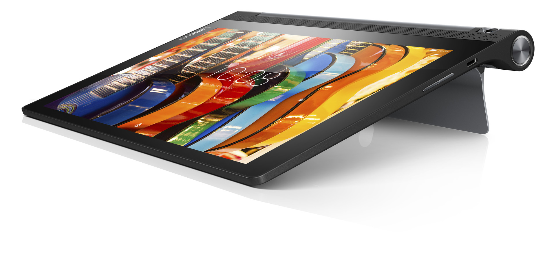 Lenovo Yoga Tab 3 10 Tablet Review - NotebookCheck net Reviews