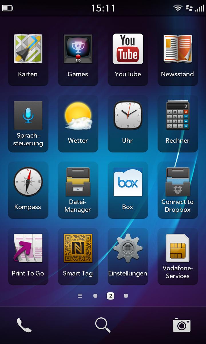 Review RIM BlackBerry Z10 Smartphone - NotebookCheck net Reviews