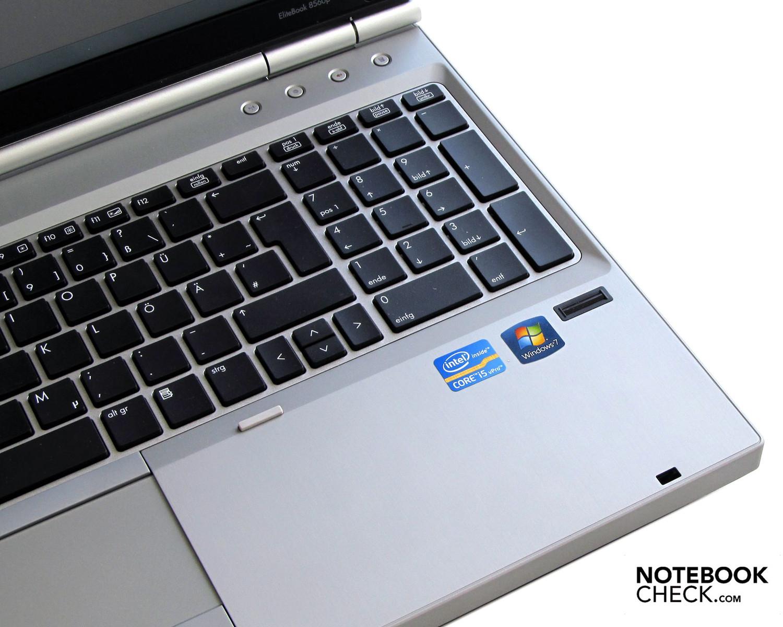 Review Hp Elitebook 8560p Notebook Notebookcheck Net Reviews