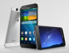 Huawei Ascend G7 Android phablet with 64-bit Snapdragon 410 processor