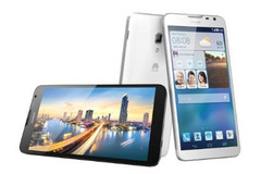Huawei Ascend Mate2 Android phablet with 4G LTE, 6.1-inch screen and quad-core processor