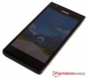 The Ascend P2 achieved mixed results in the tests at Notebookcheck. The street price is