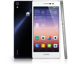 Huawei Ascend P7 Android smartphone 5 inch Full HD